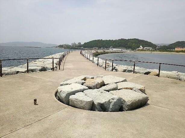 ラグーナの海