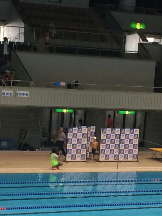 全国水泳大会in広島