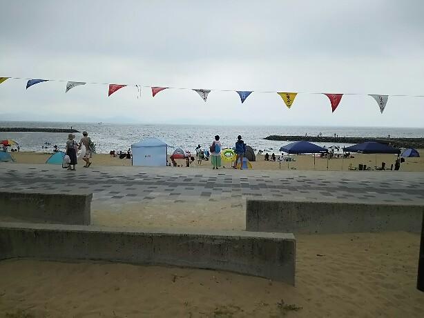 西浦海水浴場