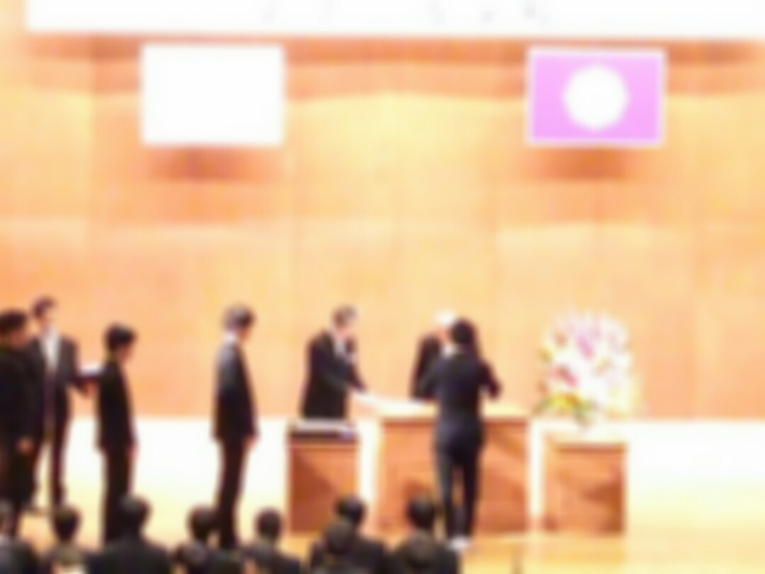 祝❗卒業!