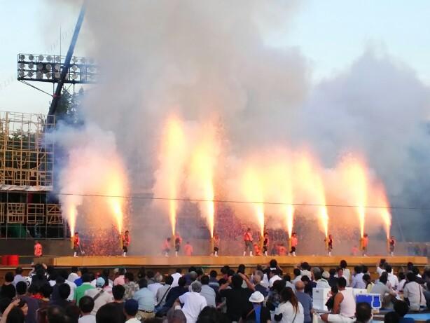 豊川手筒祭り