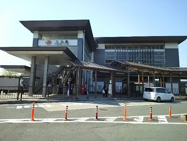 さわやかウォーキング in 二川