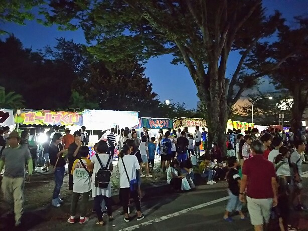 豊川手筒花火祭り